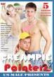 Creampie Painters DVD - Front