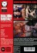 Bulldog Brutal DVD - Back