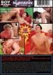 Boy Crush DVD - Back