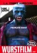 L.A. Zombie Hardcore DVD - Front