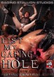 Fist My Gaping Hole DVD - Front