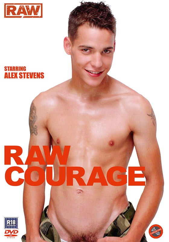 Raw Courage DOWNLOAD - Front