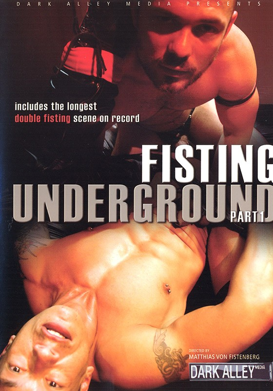 Fisting Underground 1 DOWNLOAD - Front