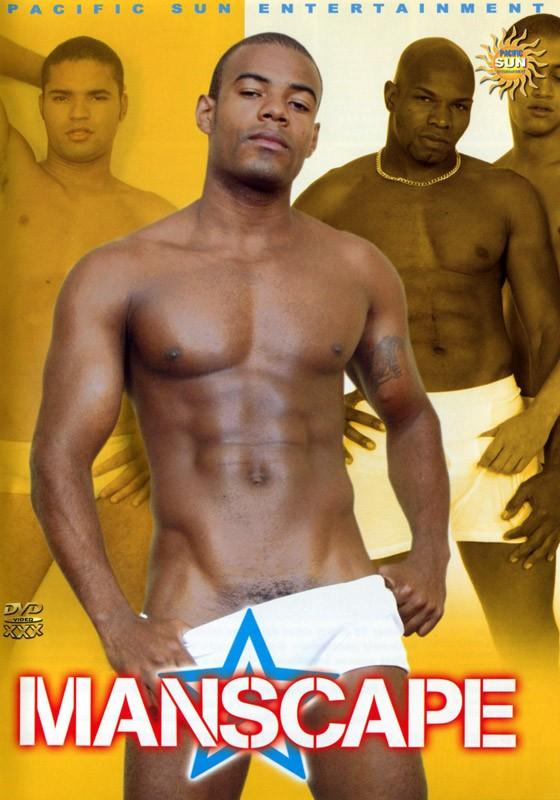 Manscape DVD - Front