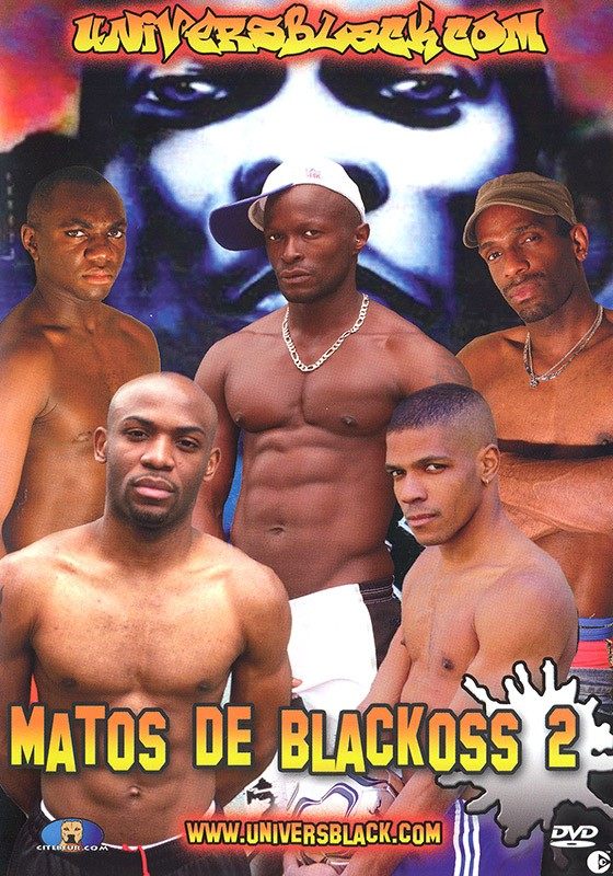 Matos de Blackoss 2 DVD - Front