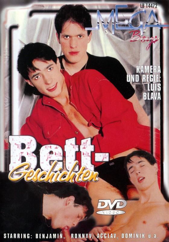Bettgeschichten DVD - Front