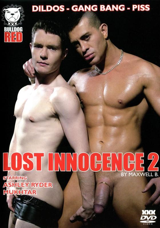 Lost Innocence 2 DVD - Front