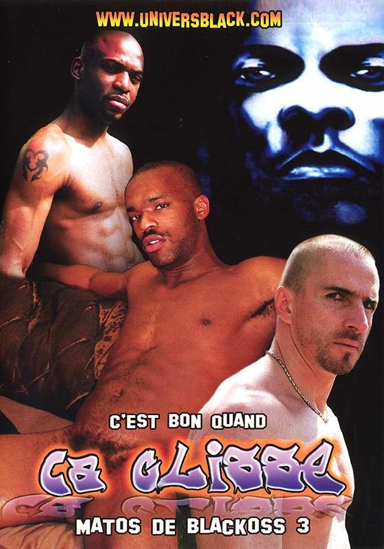 Matos De Blackoss 3 DVD - Front