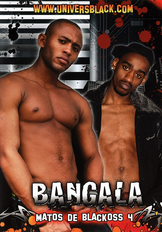 Matos de Blackoss 4: Bangala DVD - Front