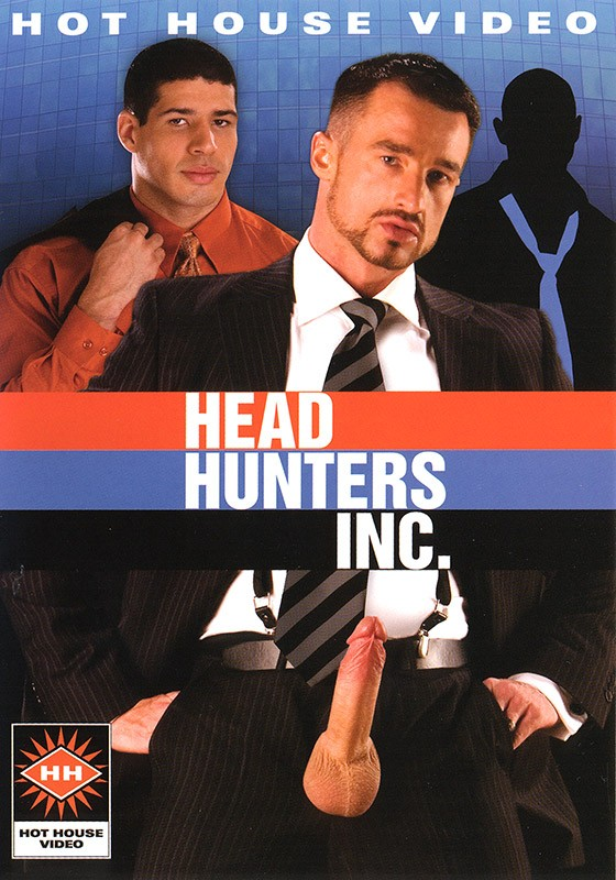 Head Hunters Inc. DVD - Front