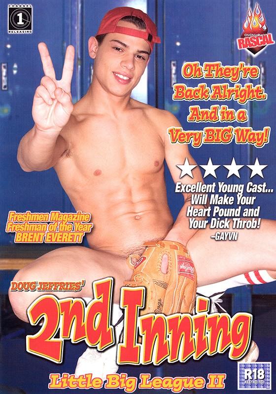 Little Big League 2: 2nd Inning DVD - Front