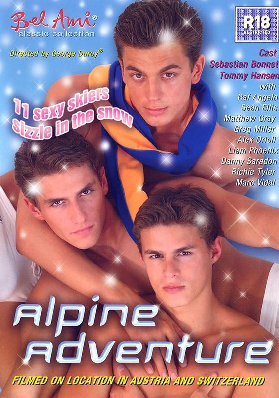 Alpine Adventure DVD - Front