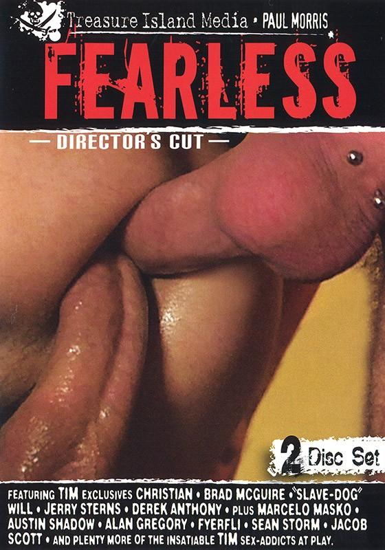 Fearless DVD - Front