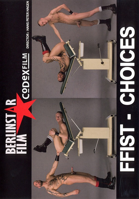 FFist - Choices DVD - Front