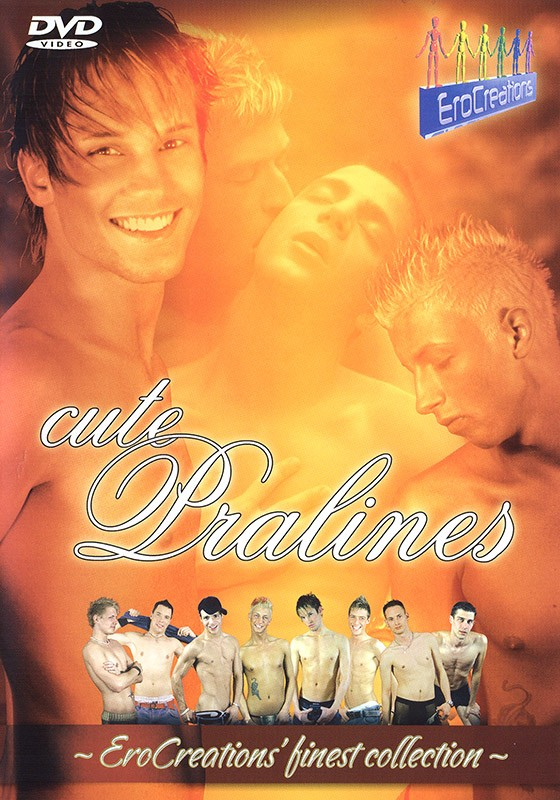 Cute Pralines DVD - Front
