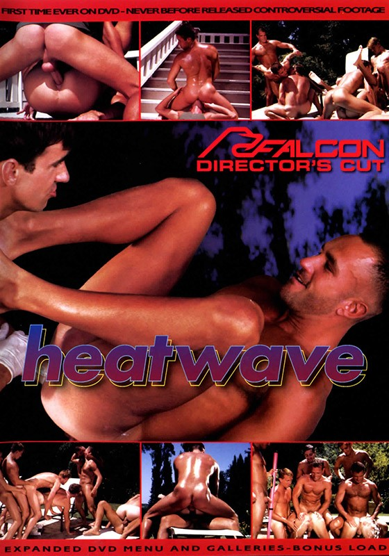 Heatwave (Director's Cut) DVD - Front