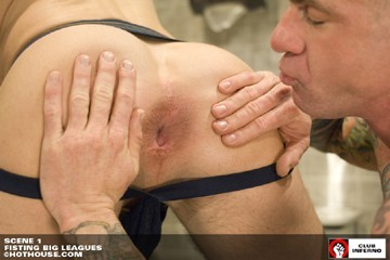 Fisting Big Leagues DVD - Gallery - 003