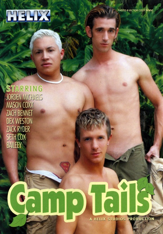Camp Tails DVD - Front