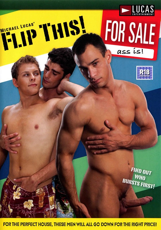 Flip This! DVD - Front