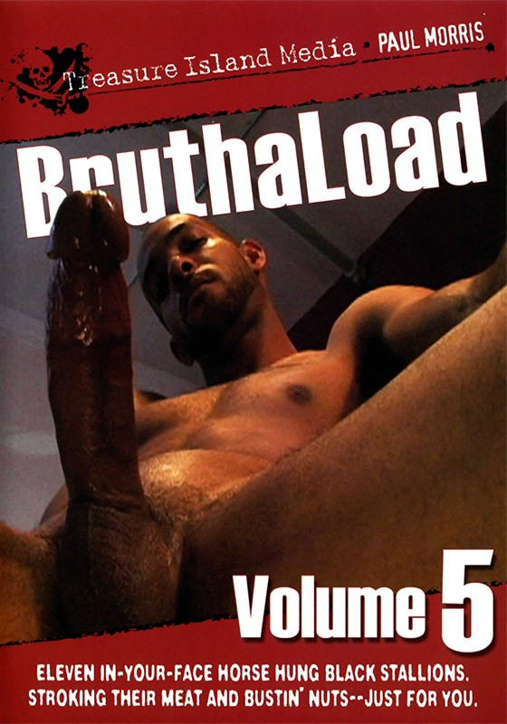 Bruthaload volume 5 DVD - Front