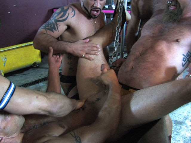 Cum Hungry Piss Whores DVD - Gallery - 018