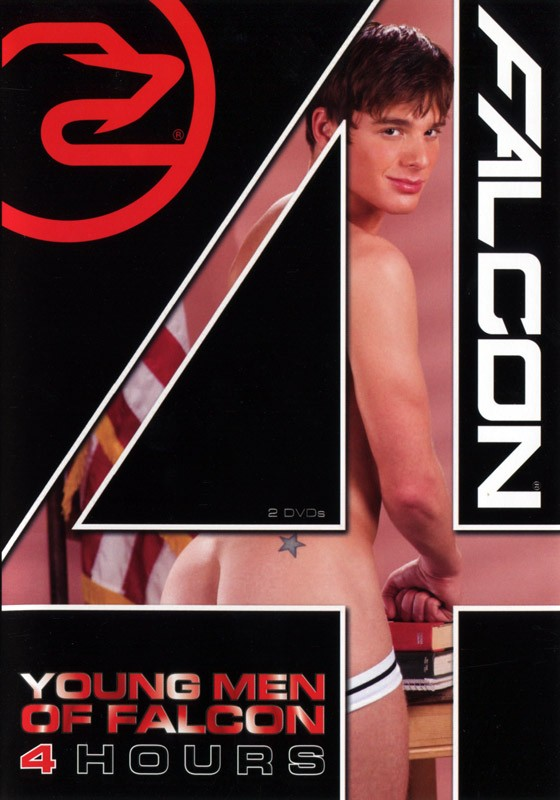 Falcon 4 Hours: Young Men of Falcon DVD - Front