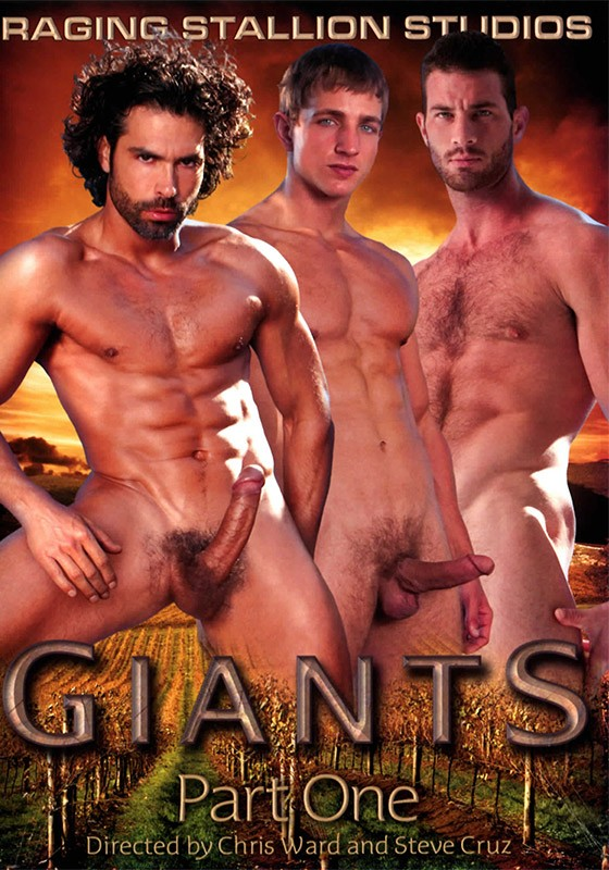 Giants Part One DVD - Front