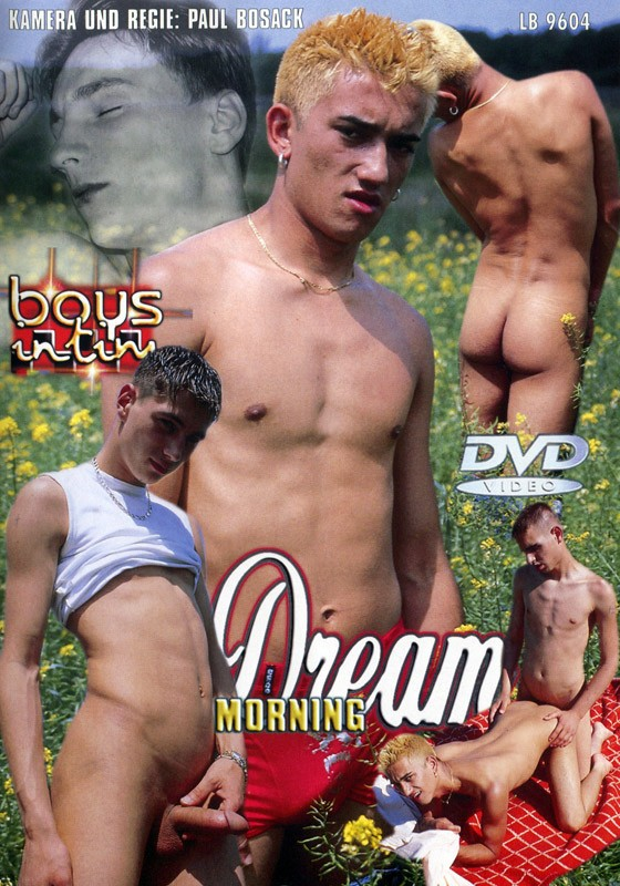 Morning Dream DVD - Front