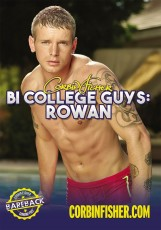 Bi College Guys: Rowan DVD