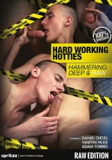 Hard Working Hotties DVDR