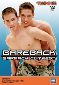 Bareback Barrack Cumfest DOWNLOAD