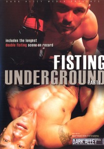 Fisting Underground 1 DOWNLOAD