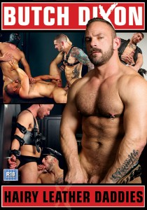 Hairy Leather Daddies DOWNLOAD - Front