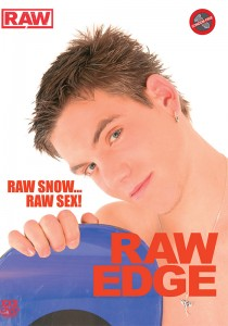Raw Edge DVD - Front