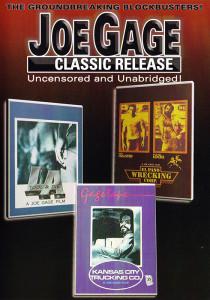 Joe Gage Classic Release DVD