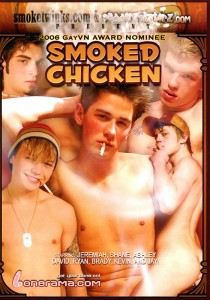 Smoked Chicken DVD