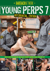 Young Perps 7: Interracial Edition DVD (S)