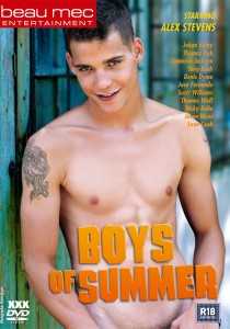Boys of Summer DVD (NC)