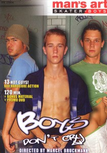 Boys Don't Cry DVD (S)