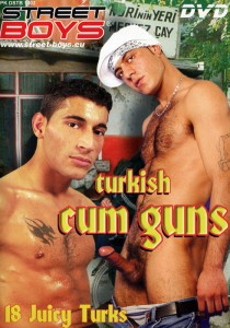 Turkish Cum Guns DVD (S)