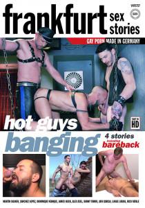 Hot Guys Banging DVD