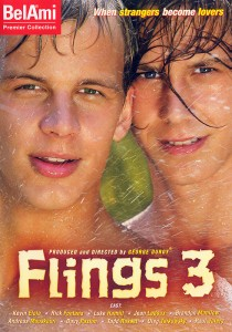 Flings 3 DVD (S)