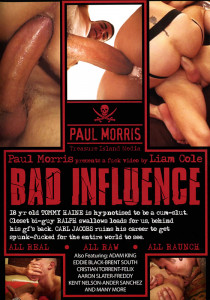 Bad Influence DVD (S)