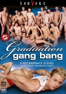 Graduation Gang Bang DVD (NC)