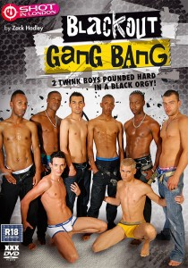 Blackout Gangbang DVDR (NC)