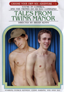 Tales from Twink Manor DVD (NC)