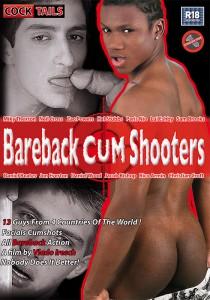 Bareback Cum Shooters DVD (NC)