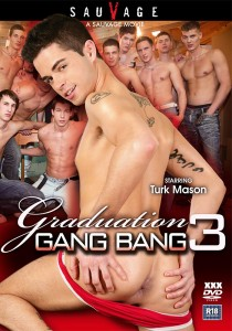 Graduation Gang Bang 3 DVDR