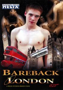 Bareback London DVD (S)