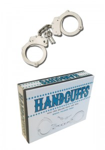 Single Lock Handcuffs - Front